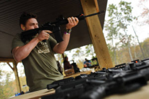2nd Amendment Advocates Gather At The Rod Of Iron Freedom Festival. Gun Violence Initiatives