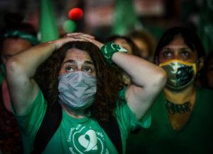 Argentine Senate Decides on Legalization of Abortion