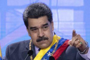Venezuela President Maduro