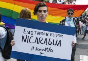 COSTA RICA-NICARAGUA-GAY-PARADE-UNREST-Latinx
