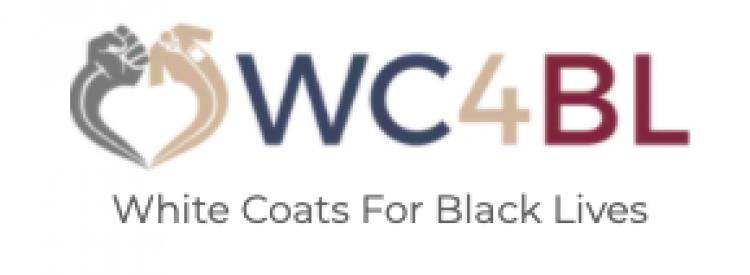 WhiteCoats4BlackLives